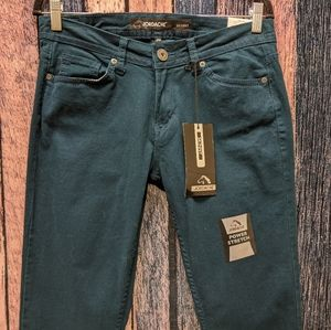 Jordache Classic Skinny Jeans in Peacock